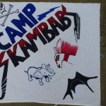 Our Camp Flag