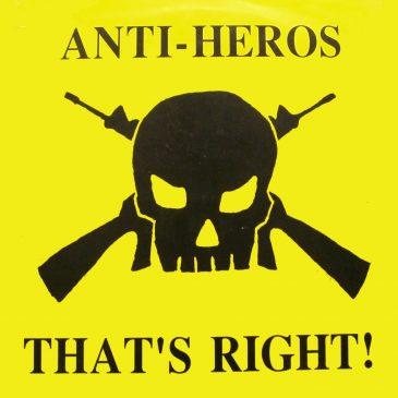 Alternative X-Mas Song Of The Day – Anti-Heros!