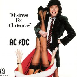 Keep Warm And Rocking With This Alternative X-Mas Song!