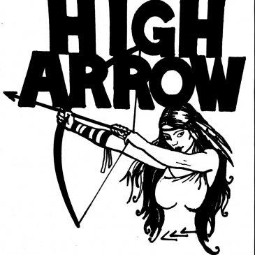 Monday morning music – High Arrow