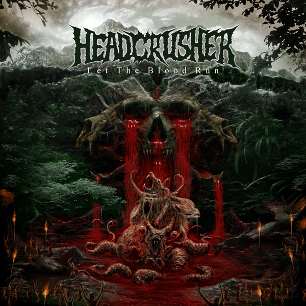 Review/Interview: Headcrusher – Let the Blood Run