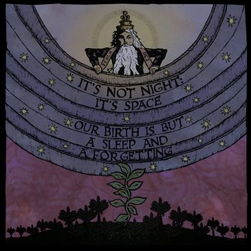 Review: It's Not Night: It's Space – Our Birth is but a Sleep and a Forgetting