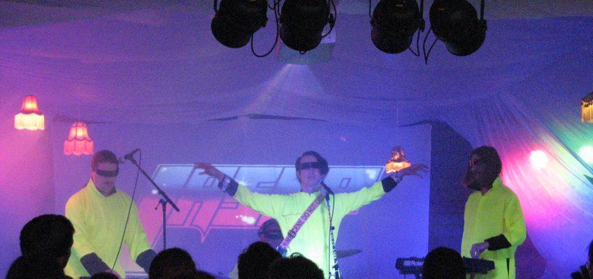 Laser - NoiseNäs 2016