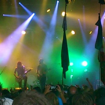 Roskilde 2012 – Day 2, Friday 6th of July